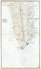 Coast Section No. 6, New Jersey Coast 1878